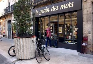Librairie Le Grain des Mots, Montpellier